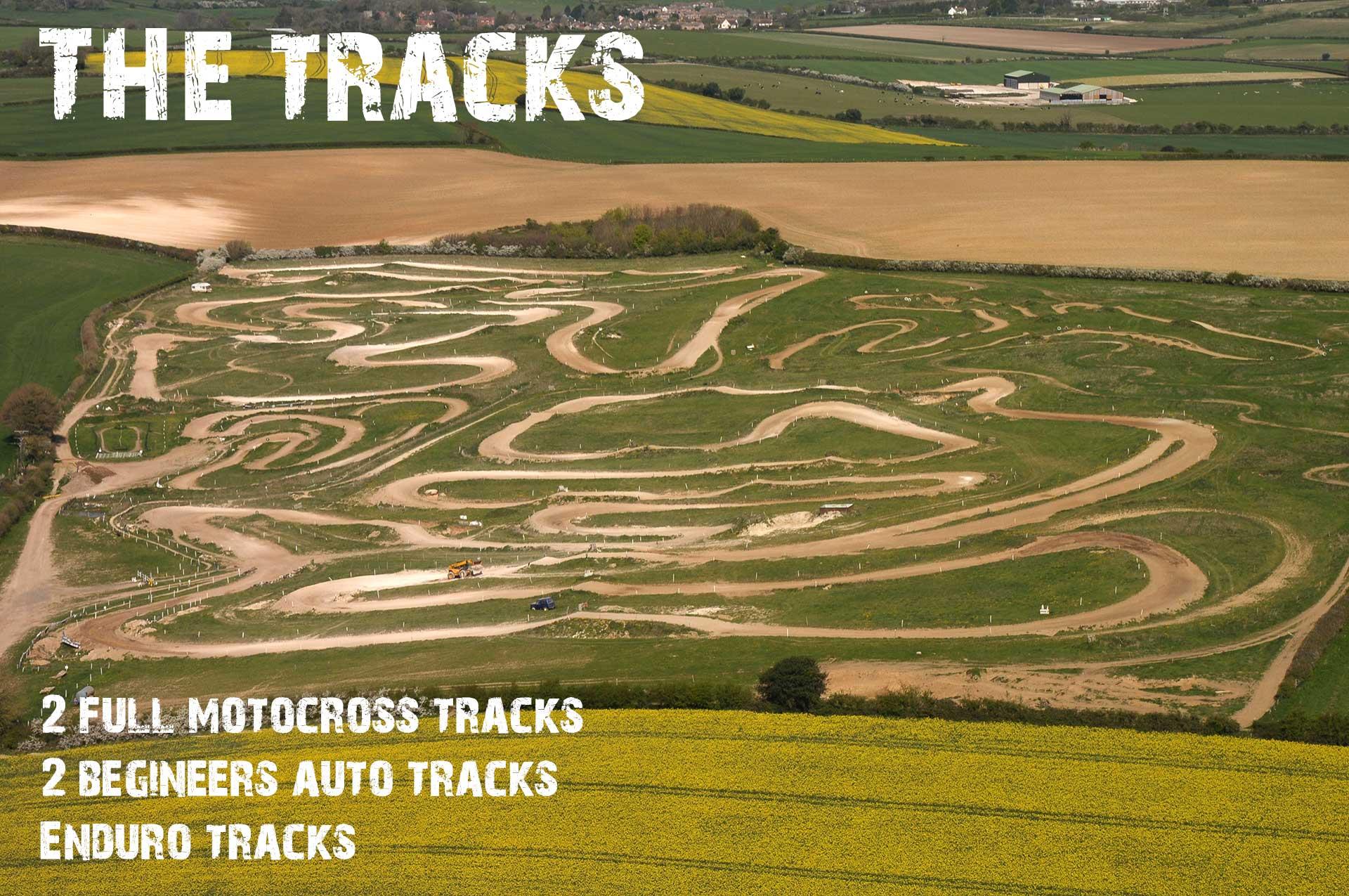 Rogers Hill tracks